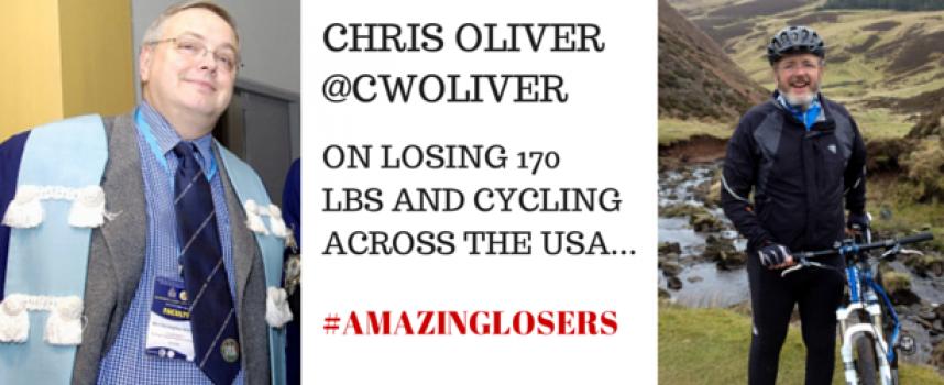 Amazing Loser – Chris Oliver