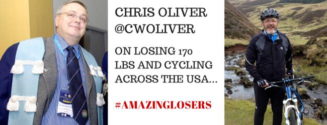 Amazing Loser - Chris Oliver