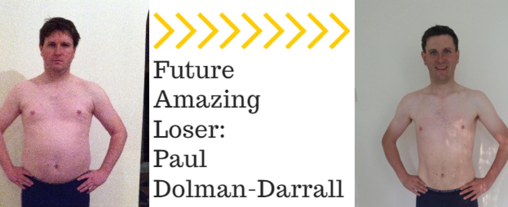 Future Amazing Losers – Paul Dolman-Darrall
