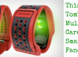 Win A TomTom MultiSport Cardio Smartwatch Worth Over £250