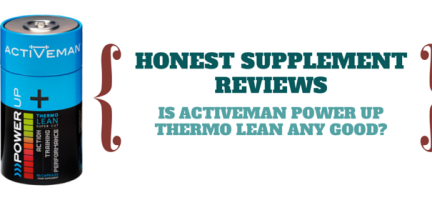 Honest Supplement Reviews: Thermolean Power Up Fat Burners