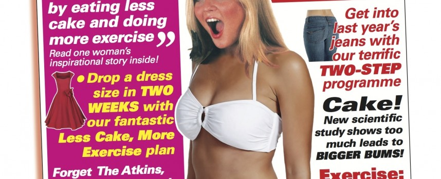 Why Viz Should Scrap Less Cake More Exercise Magazine