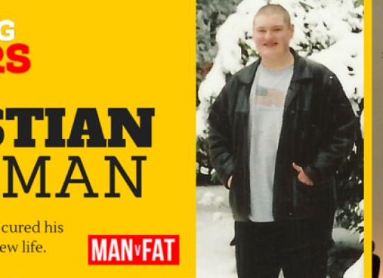 man v fat the weight loss manual
