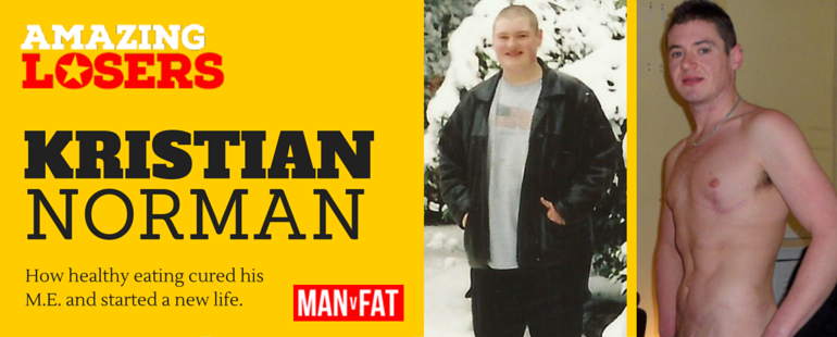 Amazing Loser: Kristian Norman's Weight Loss Story