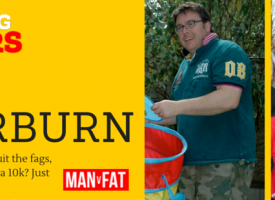 Amazing Loser – Ben Fairburn's Weight Loss Success Story
