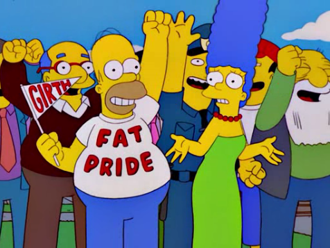 Five Lessons The Simpsons Taught Us About Fatness Man V Fat