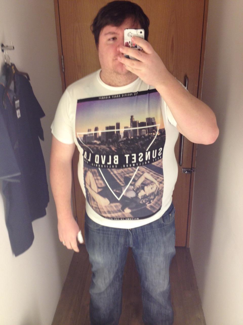 Leg day t shirts men s polo shirt slim - Primark