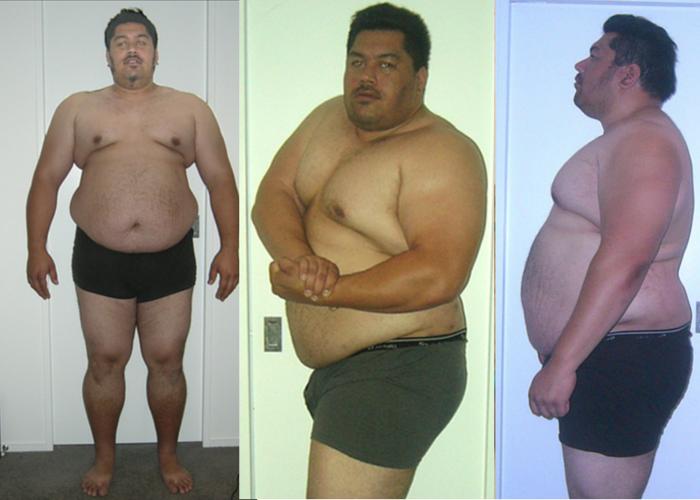 weight loss transformation adrian owen amazing loser man v fat