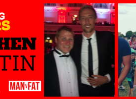 Weight Loss Stories – Stephen Austin – Amazing Loser