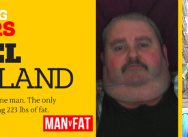 Weight Loss Transformation – Nigel Ringland – Amazing Loser