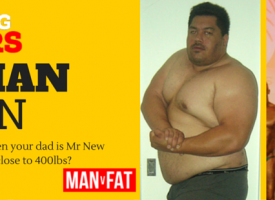 Weight Loss Transformation – Adrian Owen – Amazing Loser