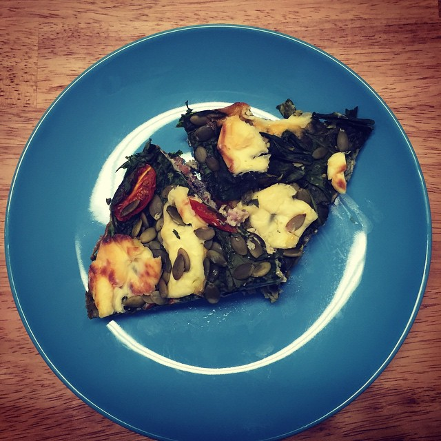 20. spinach quiche