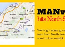 MAN v FAT is coming to North Somerset