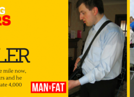 Running Weight Loss Story – Iain Littler #AmazingLoser