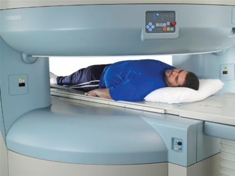 Oasis-MRI-scanner