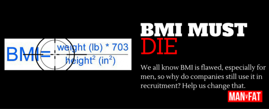 Using BMI Is Sexist And Discriminatory And It Has To Stop