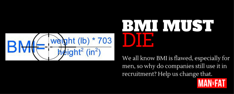 BMI must die
