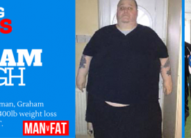 Britain's Fattest Man Loses Over 400lbs – Graham Waugh #AmazingLoser