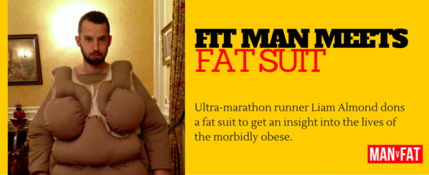 What Happens When You Put An Ultra Marathon Runner In A Fat Suit?