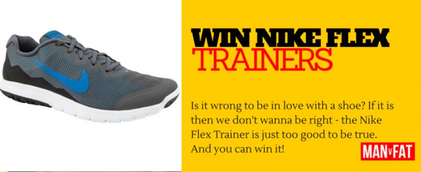 Win Men's Nike Flex Experience Trainers