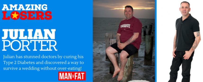 Celebrate International Diabetes Day With 120lb Amazing Loser Julian Porter