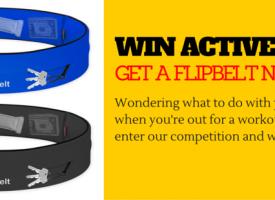 Free Amazing Active Wear – Win A FlipBelt!