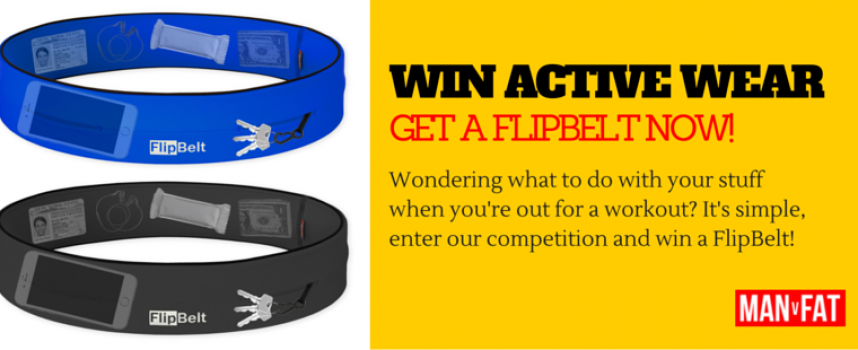 Free Amazing Active Wear – Win A FlipBelt!