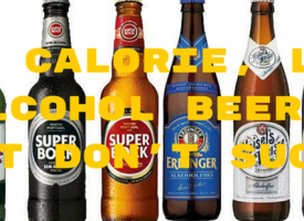 Amazing Low Alcohol And Low Calorie Beers