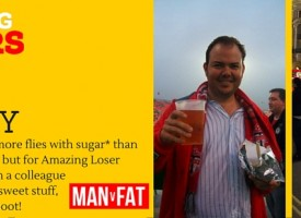 Sweet Nothings – Amazing Loser Tim Vickery Kicks Sugar