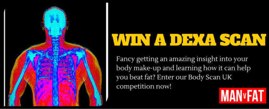 Win A Free DEXA Bodyscan And Consultation