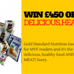 Photo: Win £450 of Healthy, Delicious Food And Lose Weight!