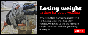 Photo: Losing Weight In Time For…Your Wedding