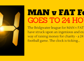 24 Hours Of MAN v FAT Football