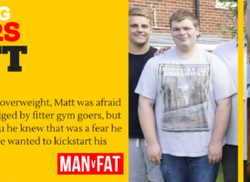 Gym'll Fix It: Amazing Loser Matt Wood