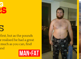 Weight loss by the book: Amazing Loser Dan Pickens