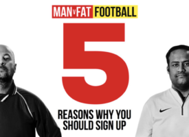 5 reasons you should sign up to MAN v FAT Football