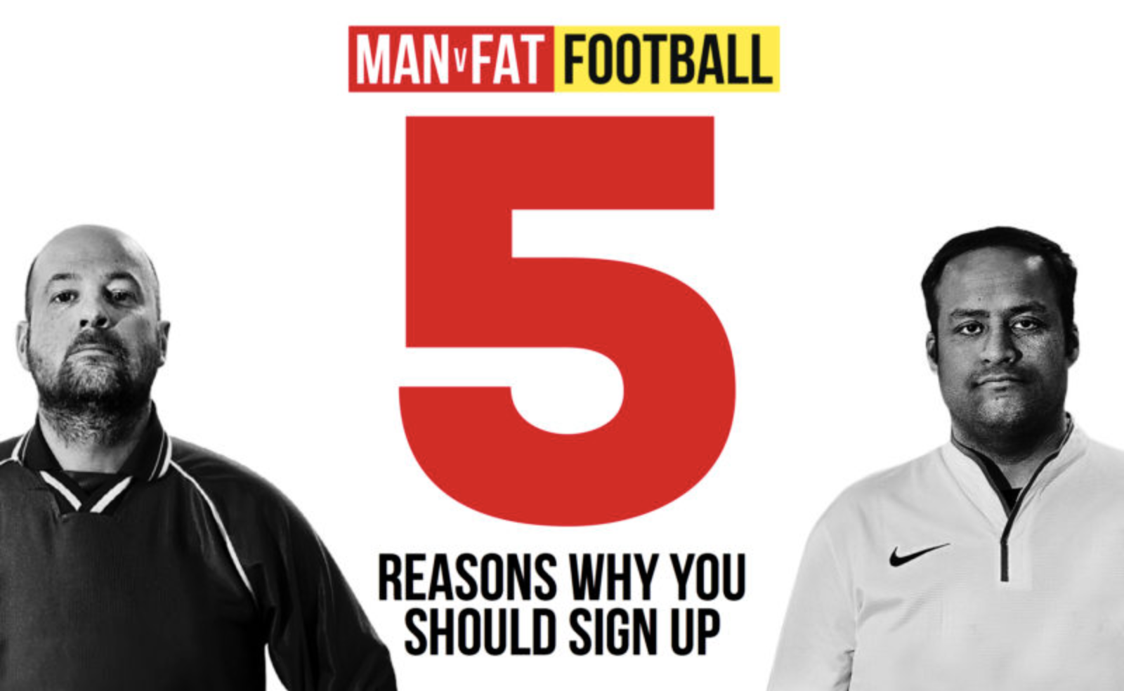 Why MAN v FAT Football?