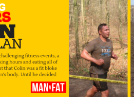 Fit Not Fat: Amazing Loser Colin
