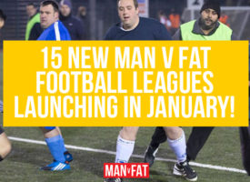 15 NEW MAN v FAT Football leagues for January 2018!