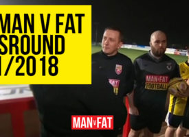 MAN v FAT Newsround 12/1/2018: Taking over the airwaves