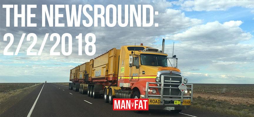 MAN v FAT Newsround 2/2/2018: Changing perceptions