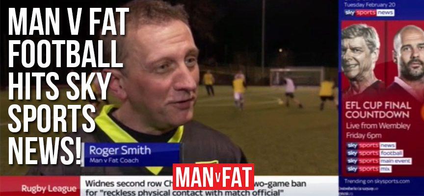 MAN v FAT Football on Sky Sports News!