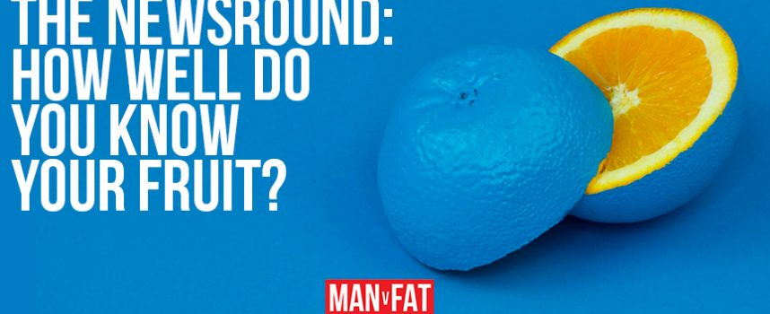 MAN v FAT Newsround 16/2/2018: How well do you know your fruit?