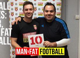 Football stories: Victor, MAN v FAT Football Luton