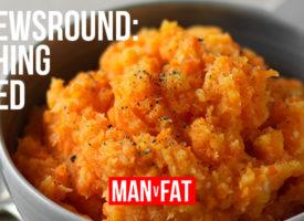 MAN v FAT Newsround 20/4/2018: Smashing Mashed Spuds