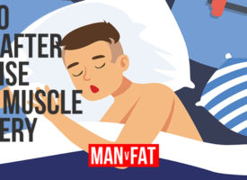 How to sleep after exercise to aid muscle recovery