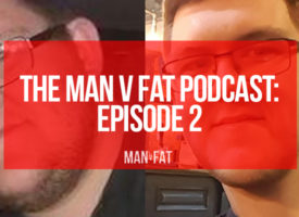 MAN v FAT Football Players Podcast – Episode 2