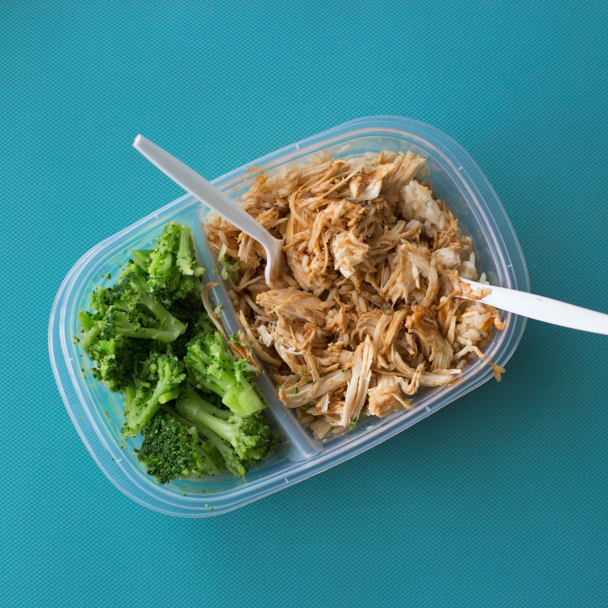 Tuna salad lunch box - why you should be batch cooking