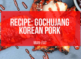 Recipe: Gochujang Korean Pork