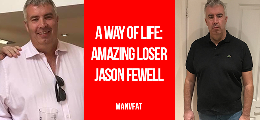 Jason Fewell amazing loser